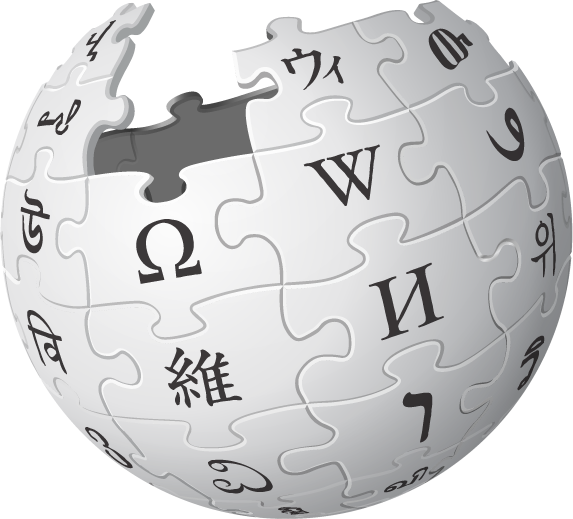 clipart royalty free library Wikipedia logo eps ai. Vector wiki