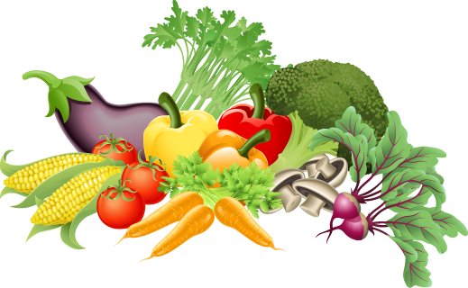 banner download Graphic design pinterest fresh. Veggies clipart