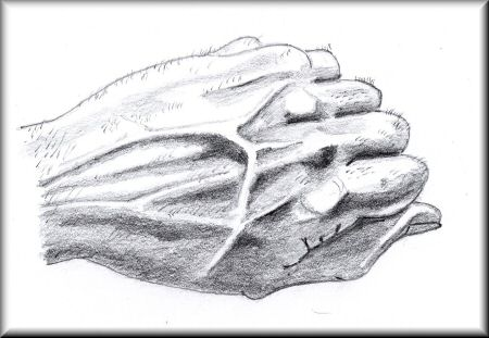 clip library download Veins drawing pencil. Fist a by john
