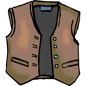 clipart royalty free library Free cliparts download clip. Vest clipart