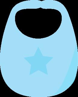 clip art transparent stock Bib clip. Baby clothing art images