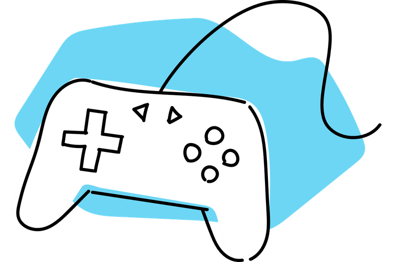 banner royalty free stock Game Console How