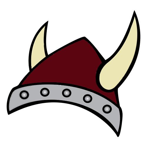 vector Viking clipart.  elegant clip art