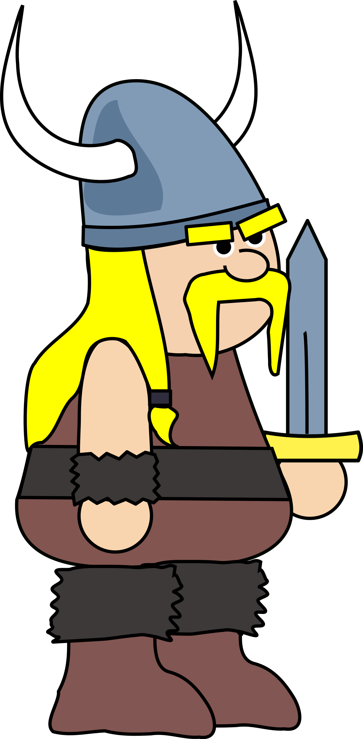 clipart transparent download Warrior big image png. Viking clipart