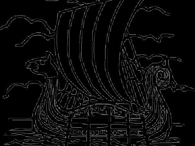 black and white X dumielauxepices net . Viking clipart black and white