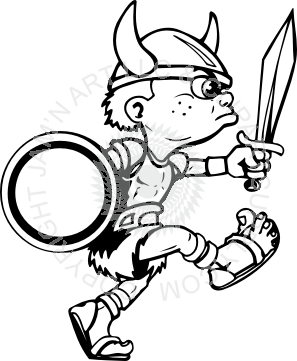 graphic royalty free library Viking Shield Drawing at GetDrawings
