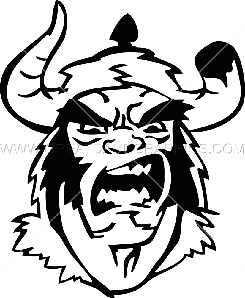 jpg transparent stock Rugged Viking Head
