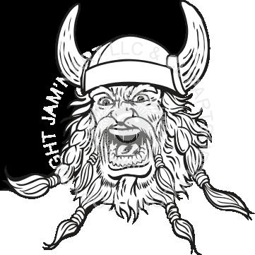 image library download Viking Face Drawing at GetDrawings