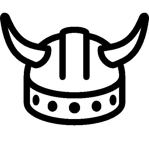 clip royalty free Cultures helmet icon ios. Viking svg emoji