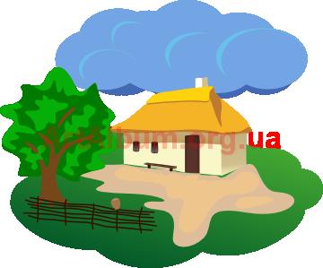 jpg freeuse download Village clipart. Homestead panda free images