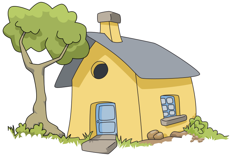 image library library Mansion clipart village house. Clip art net.