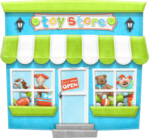 svg free stock Toystore maryfran png imprimibles. Supermarket clipart backdrop
