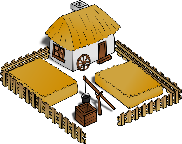 png library library village vector art #108853480