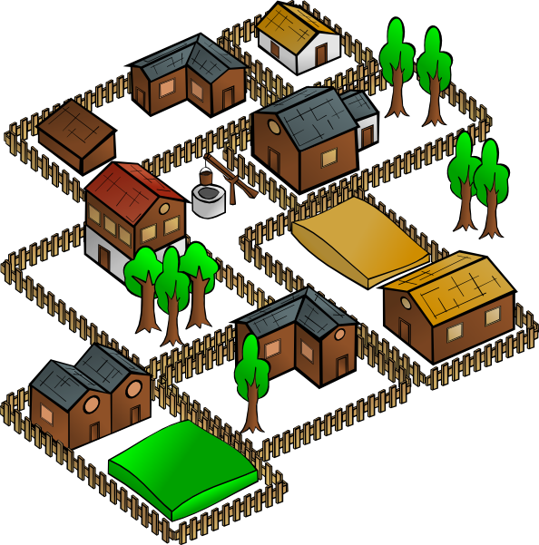 png library download Rpg Map Village Symbol Clip Art at Clker