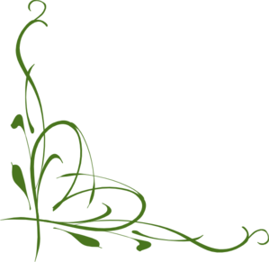 royalty free stock Vine clipart. Green clip art at