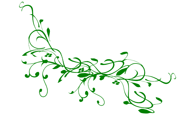 picture royalty free stock Green clip art at. Vine clipart
