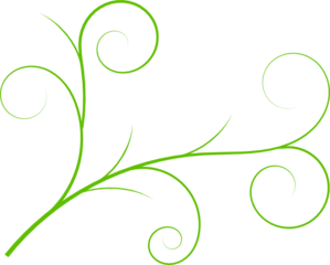 image royalty free download Green vine clip art. Vines clipart