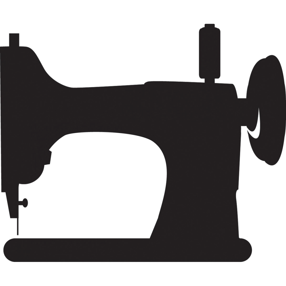 clipart black and white Sewing machine clipart black and white.  collection of vintage