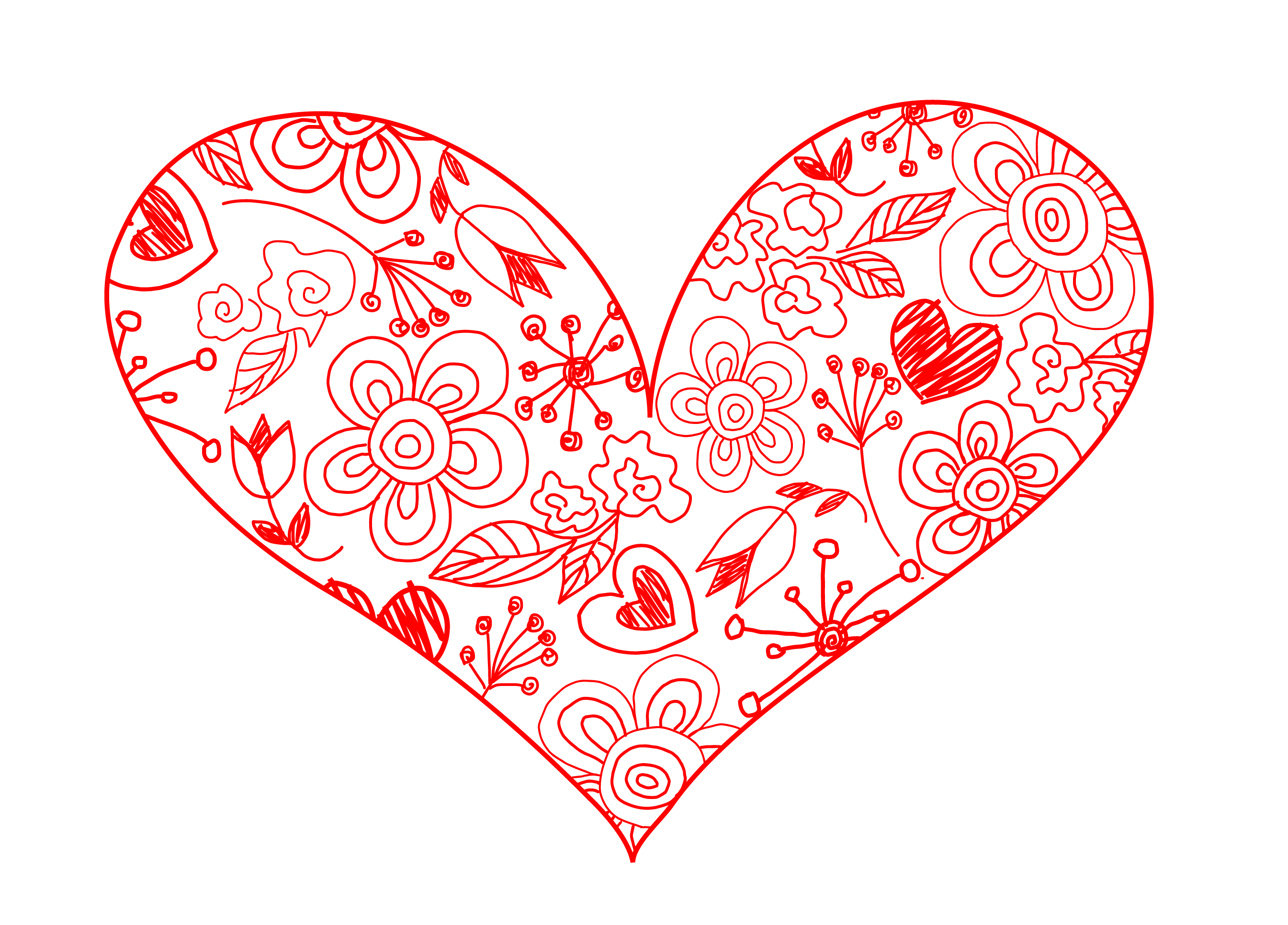 vector black and white download Hearts clip vintage heart.  collection of free.