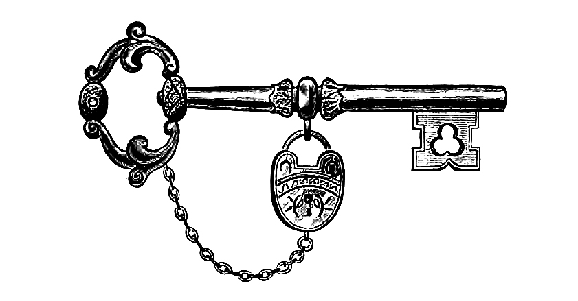 clip free library Free skeleton download clip. Vintage key clipart