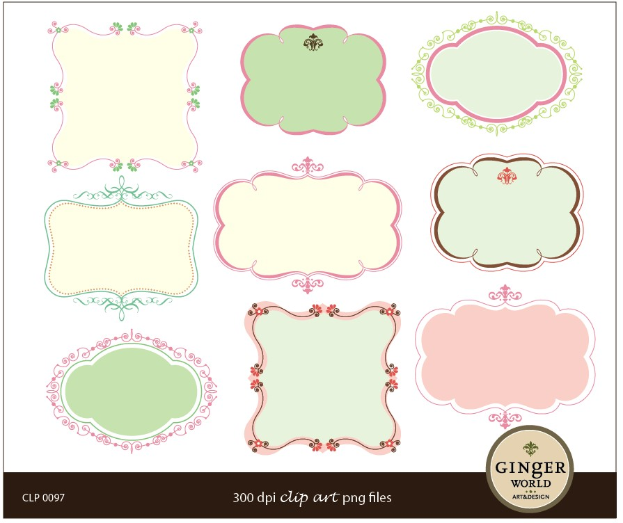 clip art freeuse download Free labels cliparts download. Vintage label clipart