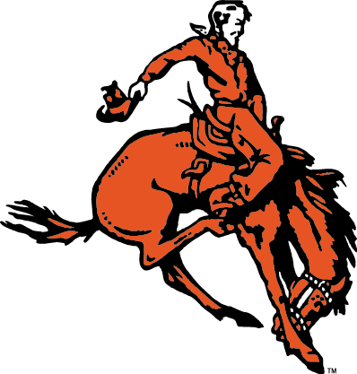 graphic royalty free download Retro Oklahoma State Cowboys