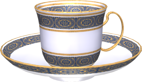 banner library Perfect images of tea. Vintage teacup clipart