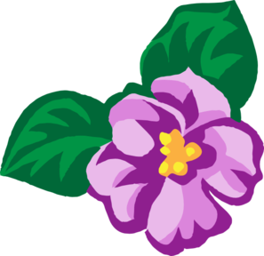 free stock Violet clipart flower plant. Flowering free on dumielauxepices