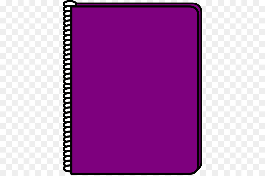 png free download Violet clipart notebook. Drawing png download free.