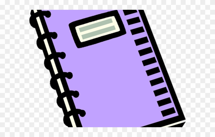 jpg black and white stock Violet clipart notebook. Purple interactive science grade.