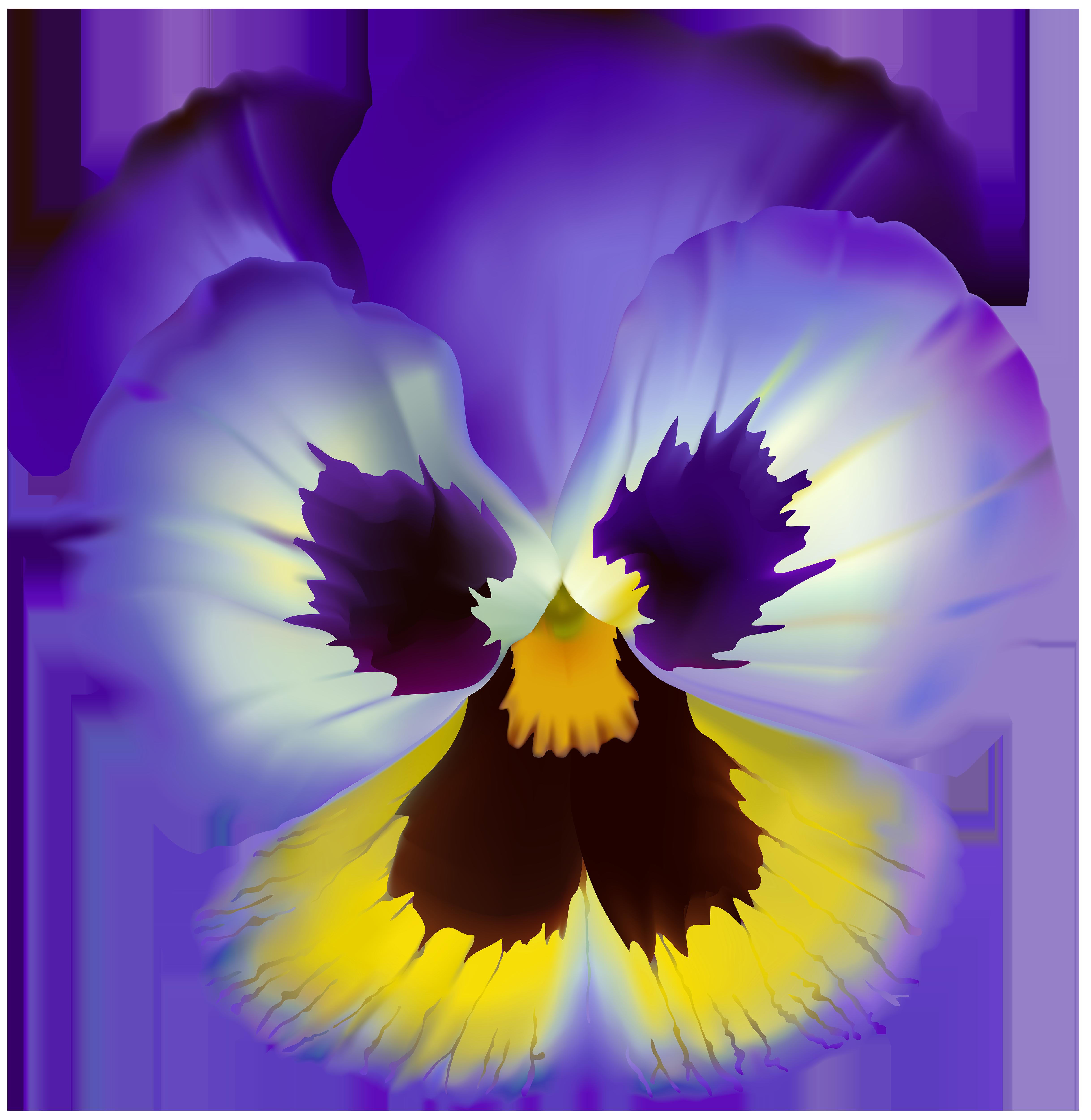 clipart freeuse Transparent clip art gallery. Violet clipart violet flower