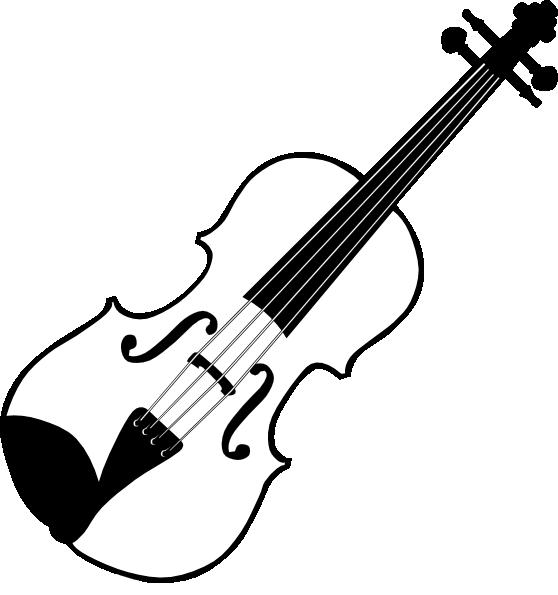 jpg royalty free Black white clip art. Violin clipart