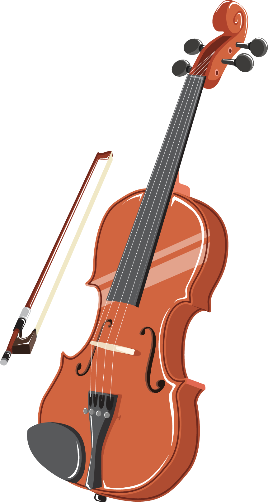 picture library library Violin clipart.  collection of no