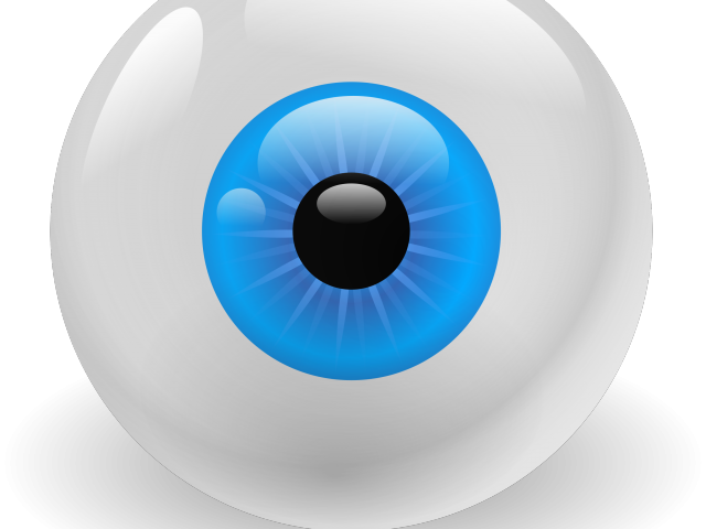 transparent library Vision clipart 1 eye. Free download clip art