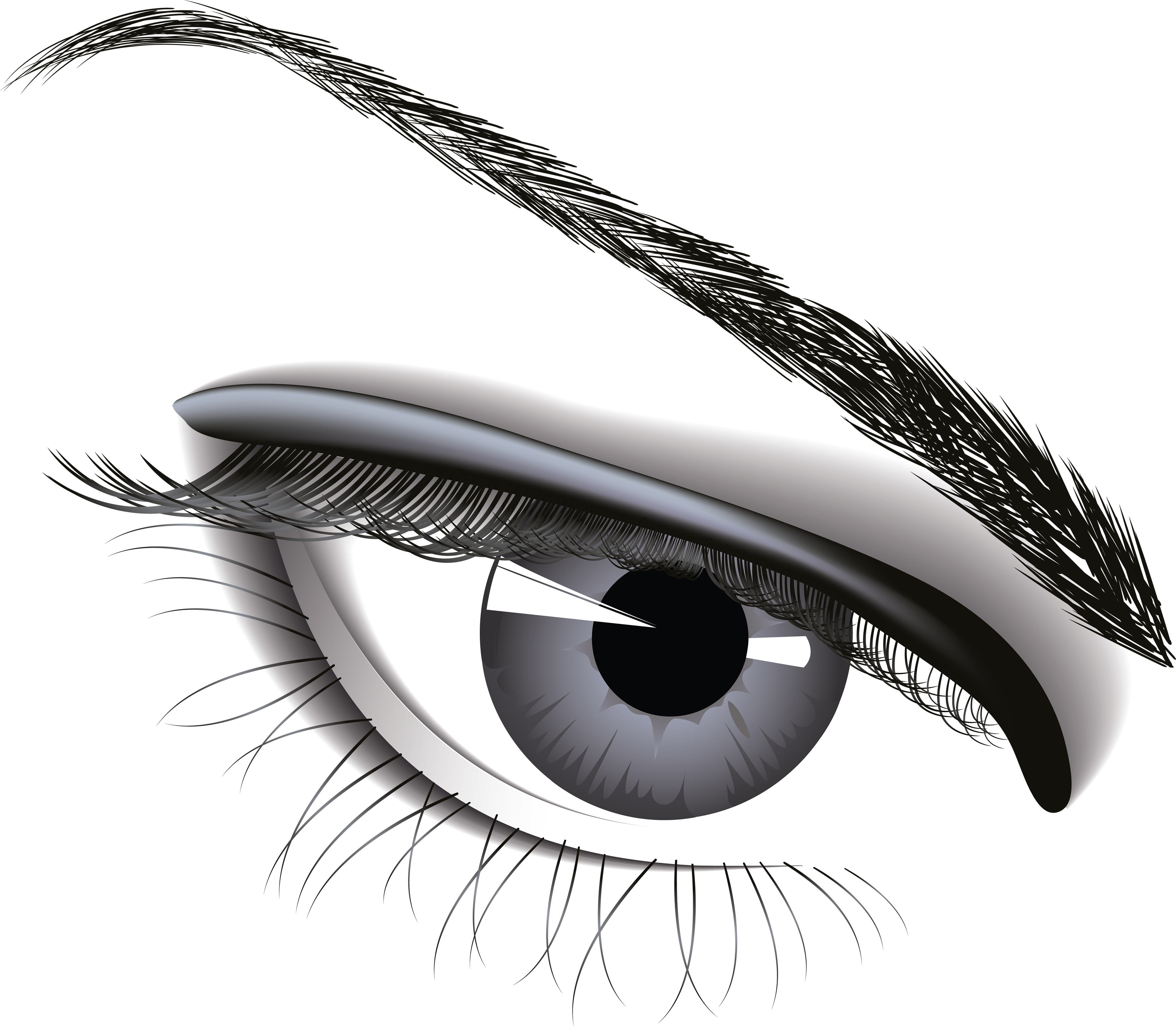 picture freeuse download Png image purepng free. Vision clipart 1 eye