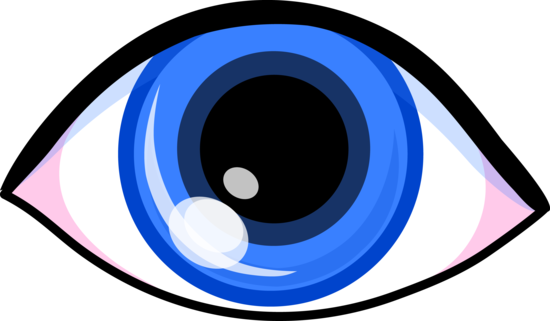 image royalty free library Eyeball clipartix. Vision clipart cute eye