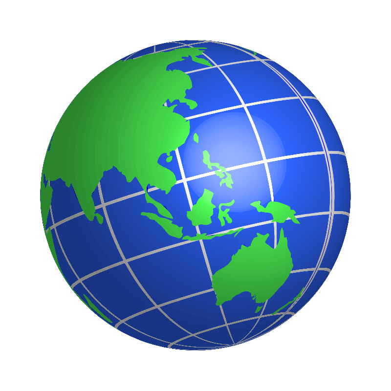 vector freeuse library Clip art with hands. Vision clipart globe world
