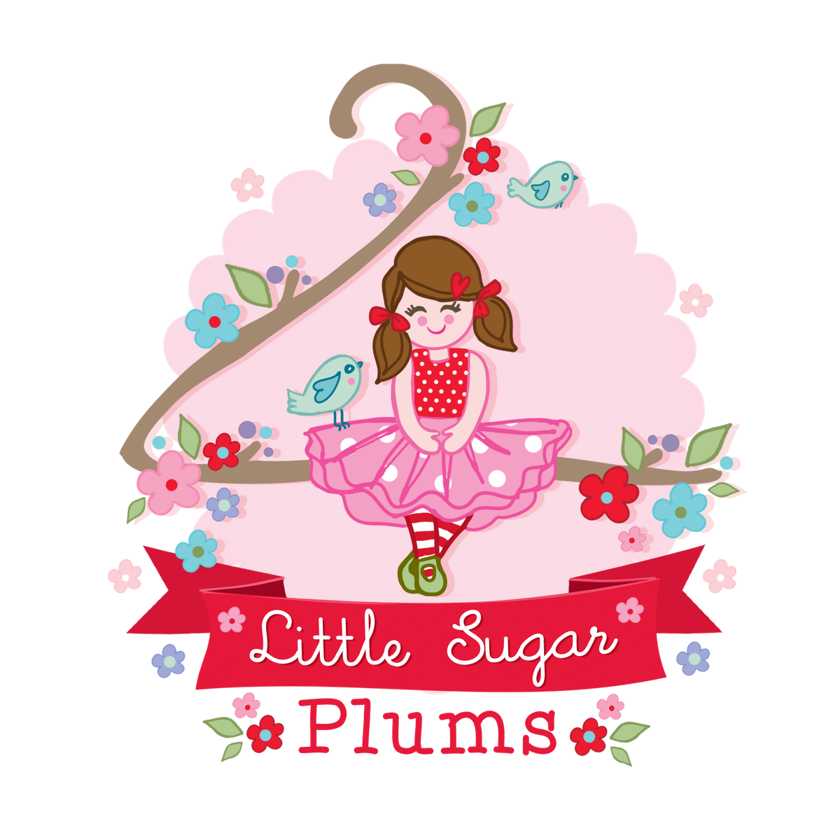 banner black and white stock Vision clipart sugarplums. Home little sugar plums