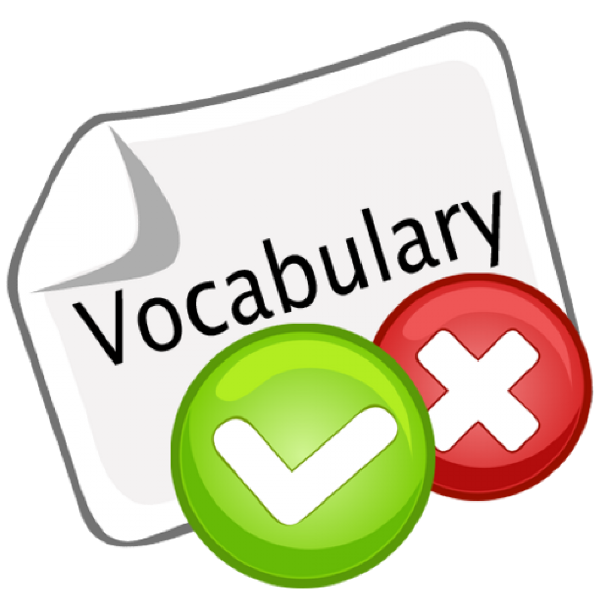 picture royalty free library Vocabulary clipart.  collection of quiz