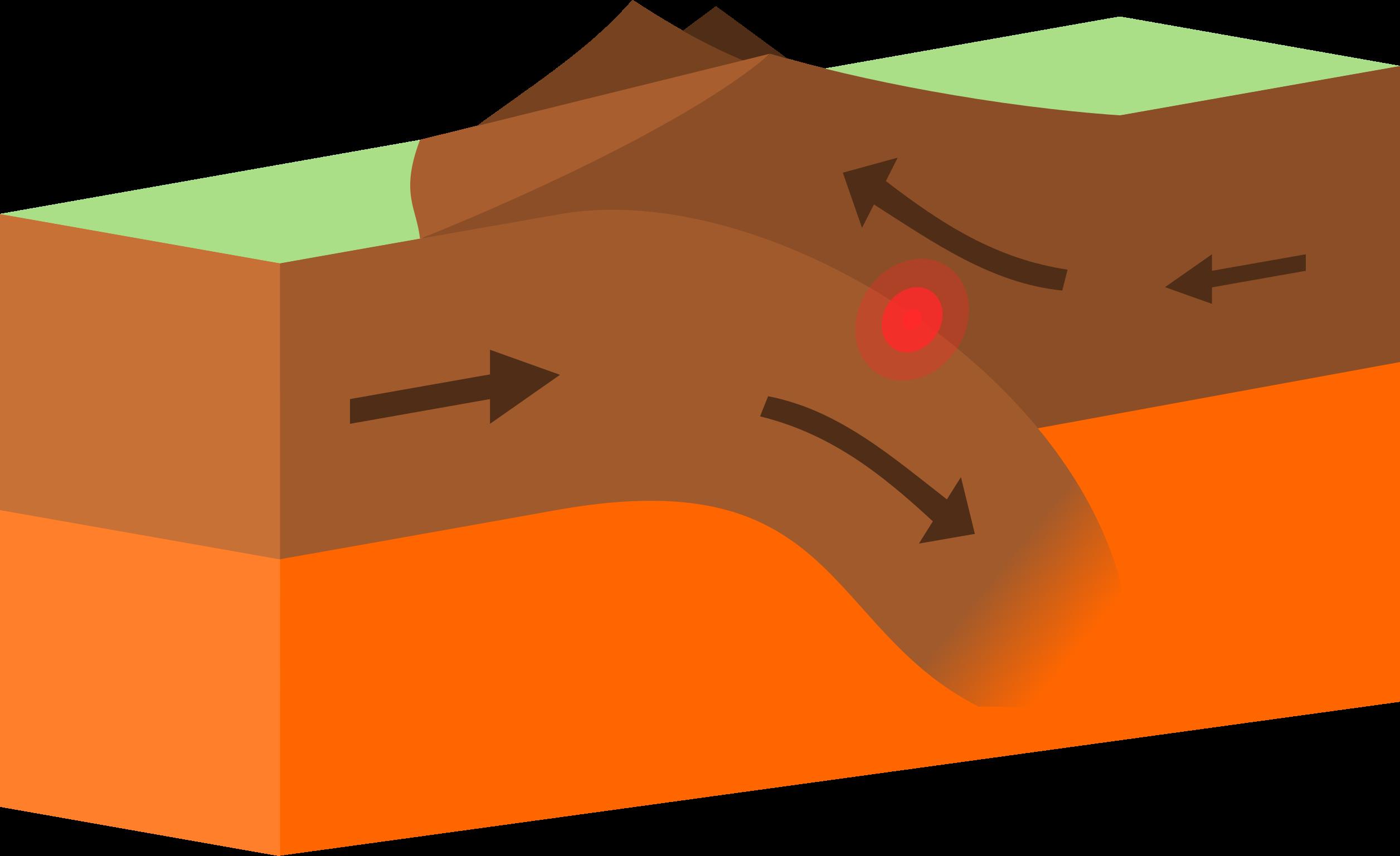 jpg free Eruption Clipart plate tectonic