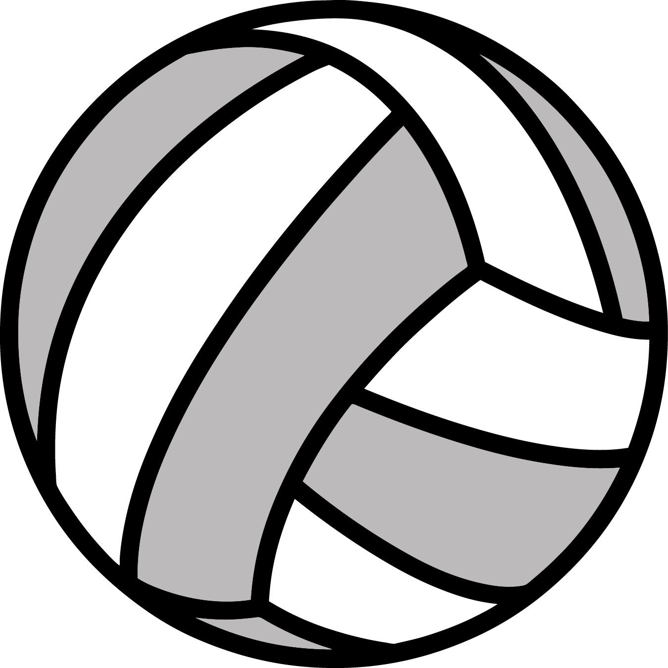 clipart transparent library Png images transparent free. Volleyball clipart