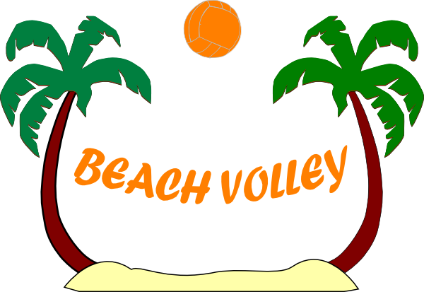 picture download Beach Volleyball Clip Art