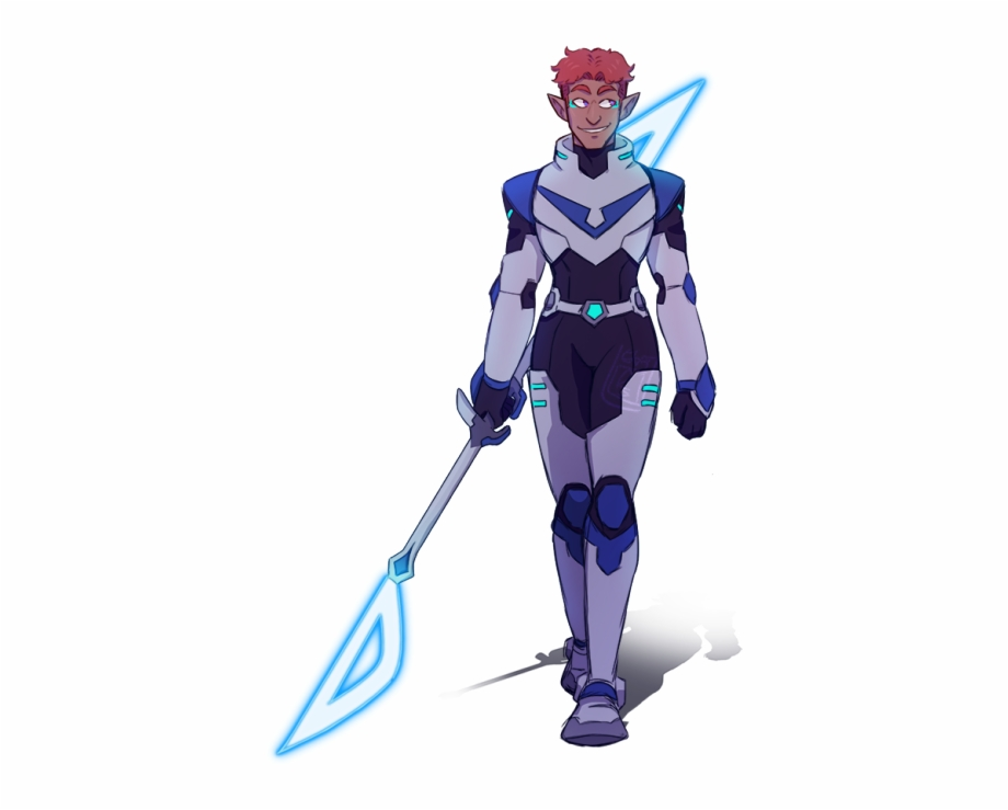 clipart freeuse download Transparent Voltron Blue Bayard