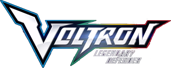 clipart freeuse library Voltron vector. Legendary defender logo by.