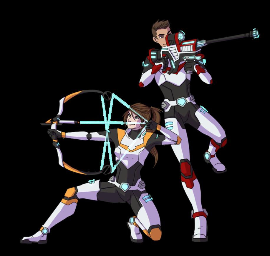 image transparent download Legendary defenders by neoinu. Voltron vector.
