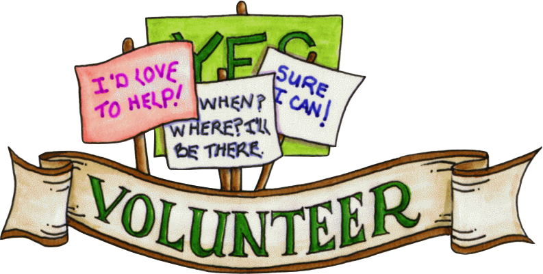 volunteering clipart
