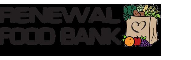 banner transparent stock Renewal bank . Volunteering clipart food pantry