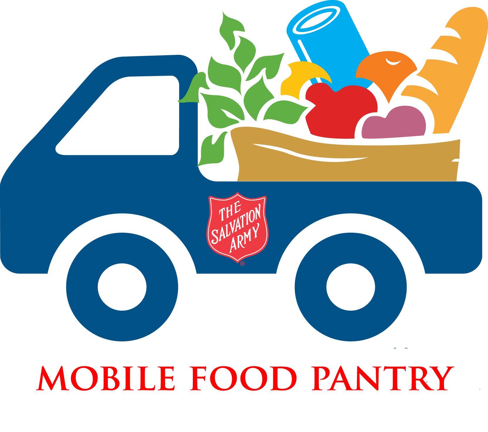 clipart transparent stock Volunteering clipart food pantry. The salvation army fort