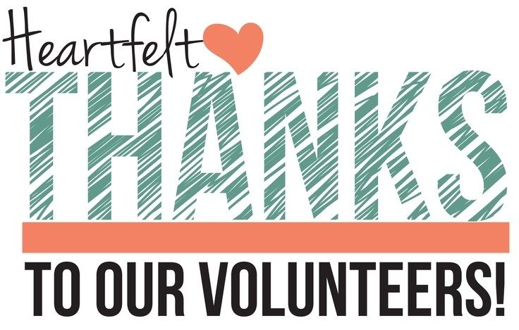 clipart freeuse library Thank you volunteers clipartsgram. Volunteering clipart recognition.
