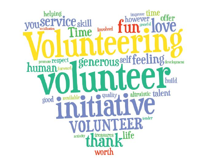 banner black and white Volunteering clipart recognition. Volunteer thank you quotes.